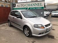 Chevrolet Kalos 1.2 S 3dr£1,990 p/x welcome FREE WARRANTY. NEW MOT