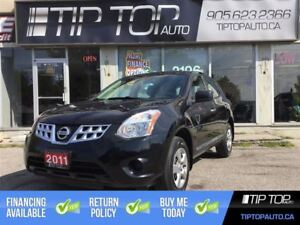 2011 Nissan Rogue S ** Bluetooth, Low Kms, Well Equipped **