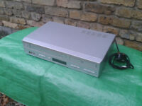 Digilogic DVDVCR2 DVD Player and VCR, VHS Video Player Combination FREE LOCAL DELIVERY