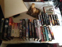 Job Lot of approx 40 books by various authors