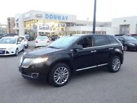 2013 Lincoln MKX *NAV*DUAL SUNROOF*REMOTE START*AWD*