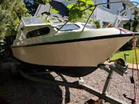 Fishing boat Shetland 4, 18ft, £3500 o.n.o.