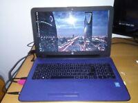 HP laptop 15 inch *250gb SSD*