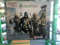 Xbox One Console 500GB Boxed with controller and accessories included