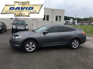 2010 Honda Accord Crosstour EX-L 4WD 5DR, LEATHER, ROOF, HEATED/