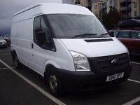 FORD TRANSIT MEDIUM WHEEL BASE 2012 £4595 +VAT