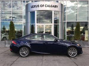 2015 Lexus IS 250 AWD 6A