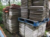 ROOF TILES, SELL TO THE HIGHEST OFFER THIS WEEK OR WE'LL USE FOR HARDCORE BASE.