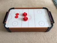 Mini Air Hockey Game