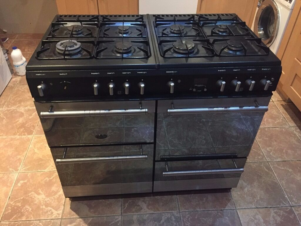 Cannon 8 Hob Range Cooker with Double Oven and Grill 10425G
