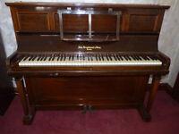 Piano & Stool Broadwood Upright