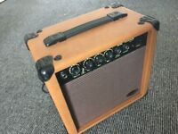 Practice guitar amp 10W, Leather bounded, Quality and well priced
