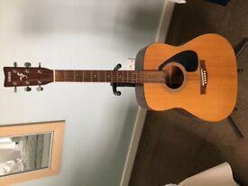 FREE- Jumbo acoustic guitar