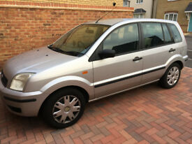 Ford Fusion2 - semi automatic - very economical family car