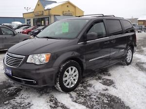 2015 Chrysler Town & Country Touring Stow-n-Go