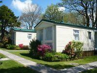 Caravan Holiday St Breward Bodmin Moor Cornwall 1st April 2017 for 7 nights Free Wifi