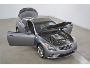 2012 Infiniti G37X S Coupe AWD Cuir*Toit Ouvrant*Camera Recul*