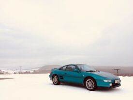 Toyota MR2 2.0 GT 1993 Revision Two SW20