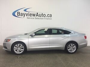 2017 Chevrolet IMPALA LT- 2.5L! ALLOYS! A/C! MY LINK! CRUISE!