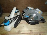 Skill Saw & Electric Planer.