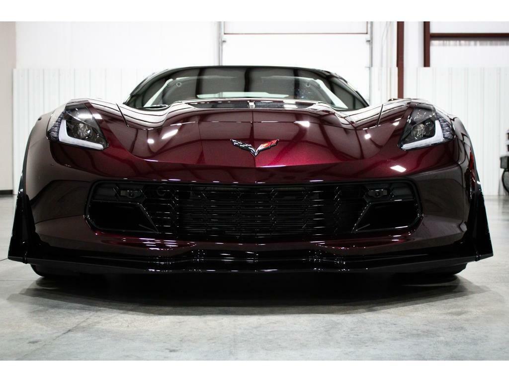 2017 Black Chevrolet Corvette Z06 2LZ | C7 Corvette Photo 8