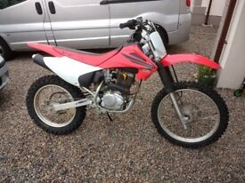 CRF 230 Honda little used