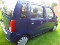 2007 Vauxhall Agila 1.0 Expression Twinport, Low millege