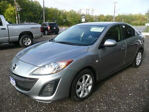 2010 Mazda MAZDA3 GS REMOTE STARTER REAR SPOILER ALLOY WHEELS EC
