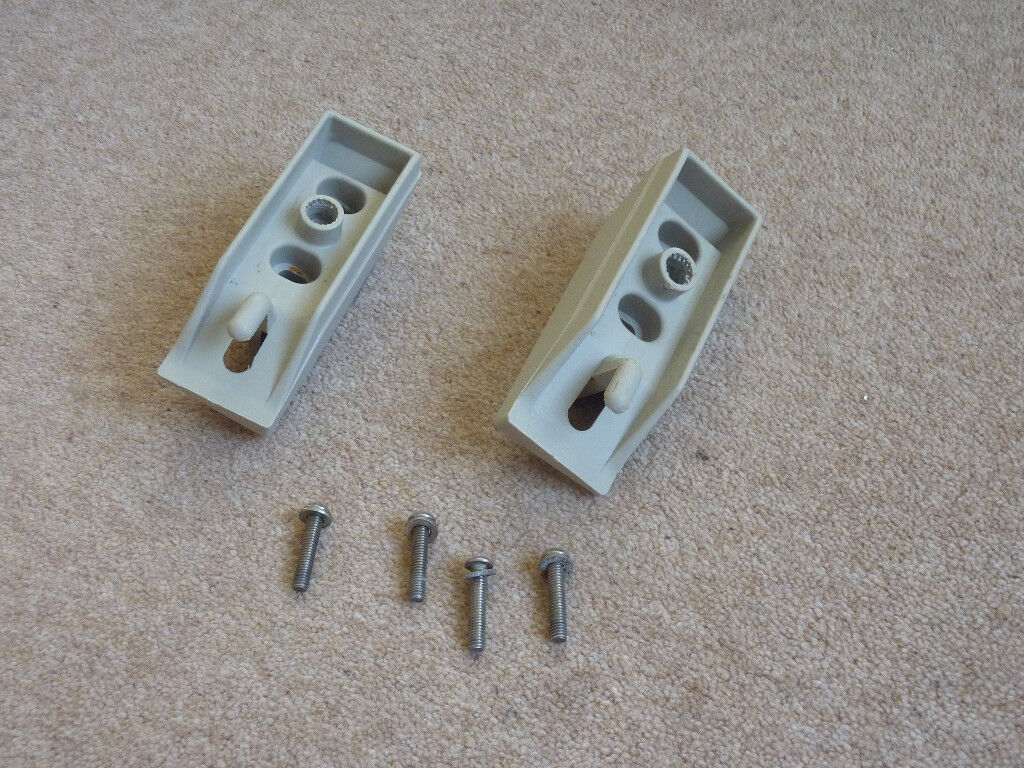 Range Rover P38 dog guard clips with screws