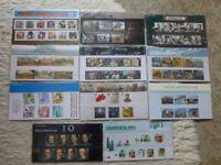 Stamp Presentation Packs 2014 - 2015