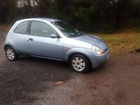 2006 FORD KA 1.3 IDEAL FIRST CAR CHEAP ON FUEL TAX AND INSURANCE