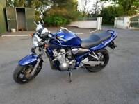 2001 SUZUKI BANDIT 600 CC MOTD MARCH ONLY 8500 MILES £1850