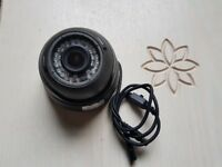 Day/Night IR Vandal Dome 1000TVL Resolution CCTV Camera