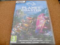 PLANET COASTER PC DVD ROM GAME