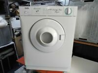 Creda 3Kg tumble dryer refurbished and clean with warranty
