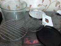 Cookshop Electric Hinged Digital Premium Halogen Oven