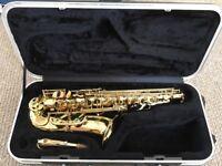 Stephanhouser Alto Saxophone (SAS1500LQ) Good quality.