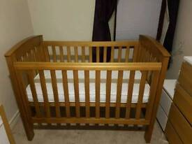 Never used Boori County Cot bed