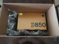 NEW IN BOX Nikon D850 45.7MP Digital SLR Camera Body UK Model with Receipt & all Accessories