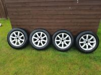 Audi vw alloy wheels 5×112