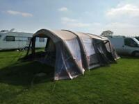 Vango airbeam euphoria 600 and trailer still for sale at £1200 in shops