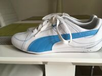 Puma BMW trainers - new