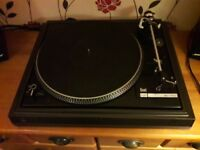 Dual 505 Turntable Record player
