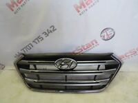 HYUNDAI TUCSON FRONT GRILL CHROMED NEW MODEL 2015-ON GENUINE