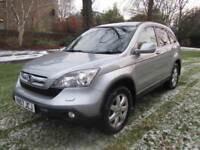 2007 Plate Honda CRV 2.2 CDTI ES - Diesel - FSH - Low Mileage - 4WD - AWD - TOWBAR - Immaculate