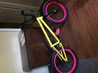 bmx decent price or willing to TRADE for paintball gun