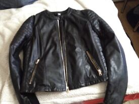 cool jacket for ladies.good condition.