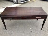 DESK WITH 3 DRAWERS FOR OFFICE OR STUDY
