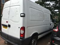 Renault Master 2.5 TD Diesel Manual 2010 ( NO VAT ) MM35dCi (MWB) Panel Van Full Main Dealer history