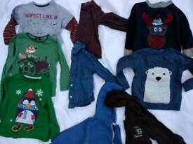 Boys winter clothes, 18-24 months